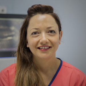 Virginia López Díaz, especialista en higiene bucodental - Clínica Dental- Rehberger - López-Fanjul