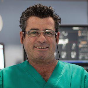 José Rehberger Olivera, técnico de radiología - Clínica Dental- Rehberger - López-Fanjul