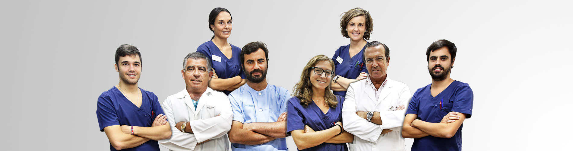 Equipo médico clinica rehberger
