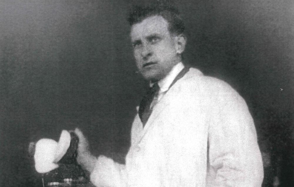 Dr. Federico Rehberger Kreigs (c. 1920) - Clínica Dental- Rehberger - López-Fanjul