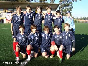 Astur Futbol Club - Clínica Dental Rehberger - López-Fanjul