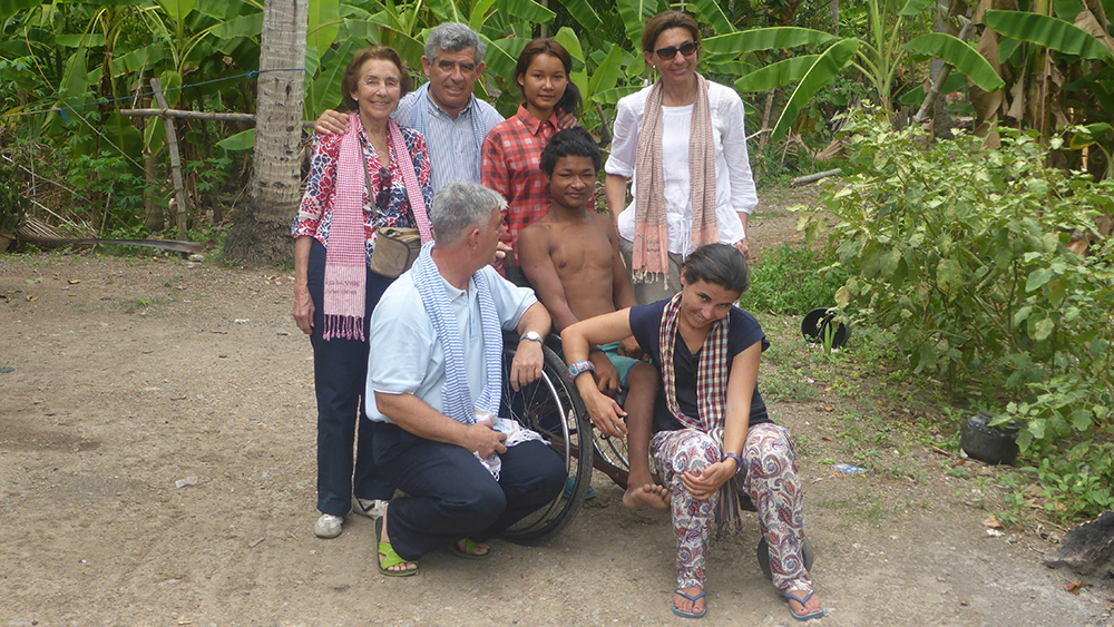 Camboya - Clínica Dental- Rehberger - López-Fanjul