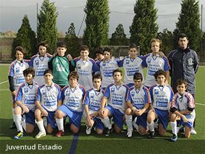Juventud Estadio - Clínica Dental Rehberger - López-Fanjul