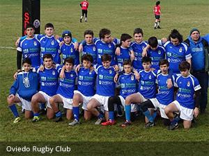 Oviedo Rugby Club - Clínica Dental Rehberger - López-Fanjul