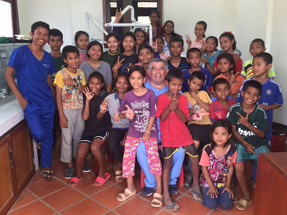 Battambang, Camboya - Clínica Dental Rehberger - López-Fanjul