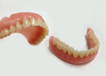 protesis dental Clínica Rehberger López-Fanjul Oviedo