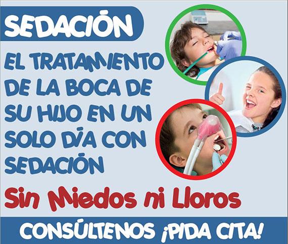 Sedacion en Odontopediatria