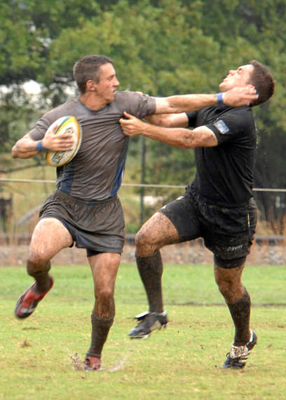 Fracturas faciales deporte rugby