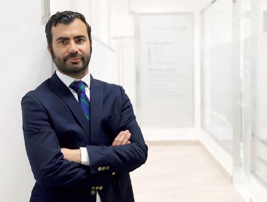 Federico Rehberger Bescos Medico Cirujano Maxilofacial Clinica Rehberger
