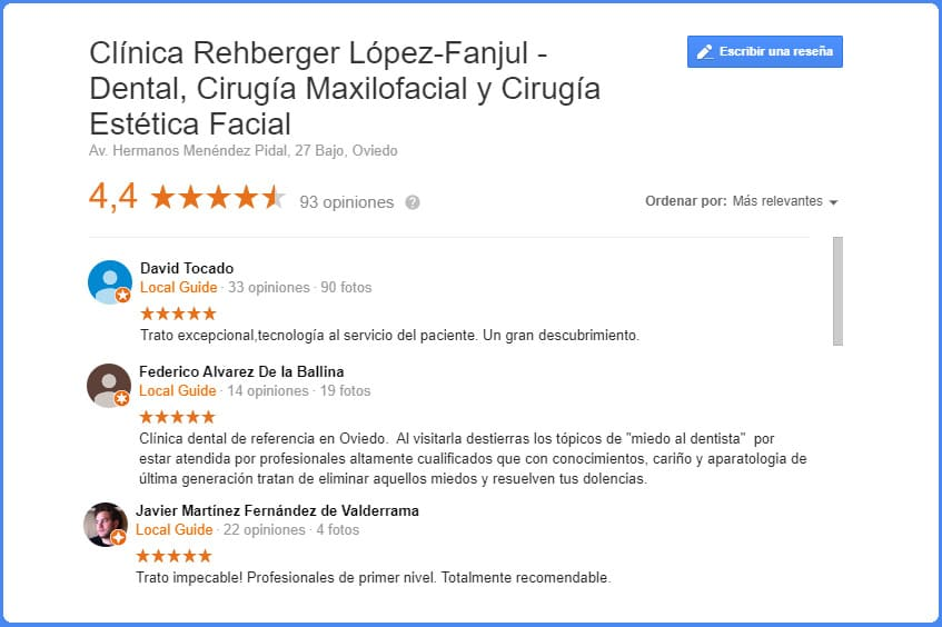 reseñas-mejor-clinica-dental-asturias