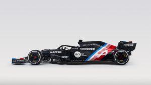 Alpine de Fernando Alonso