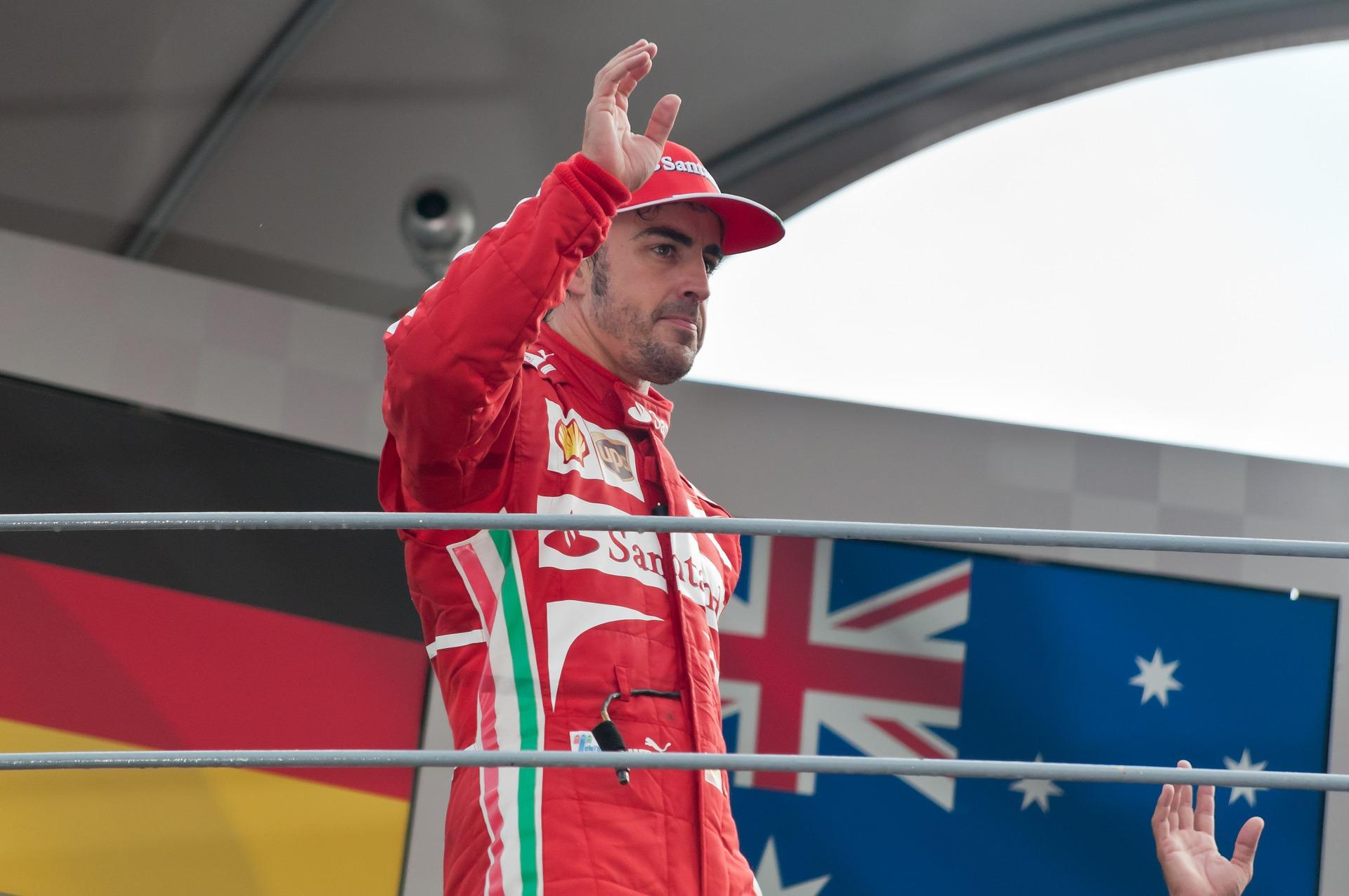 Fernando Alonso en una imagen de archivo