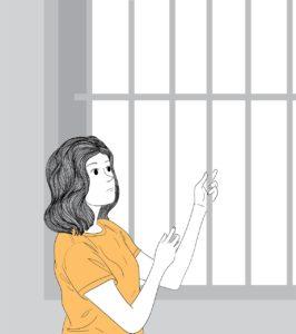 Persona confinada
