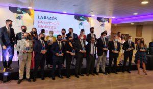 Foto de grupo Premios Belleza y Estética